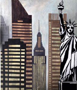 Städte malen New York